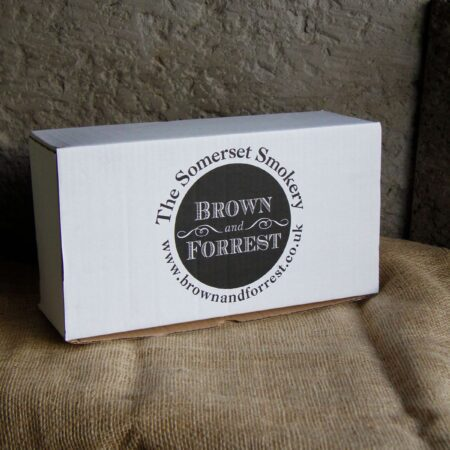 Brown and Forrest Somerset Smokery Food Hampers & Gift boxes