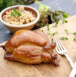 Smoked Whole Poussin - Brown & Forrest