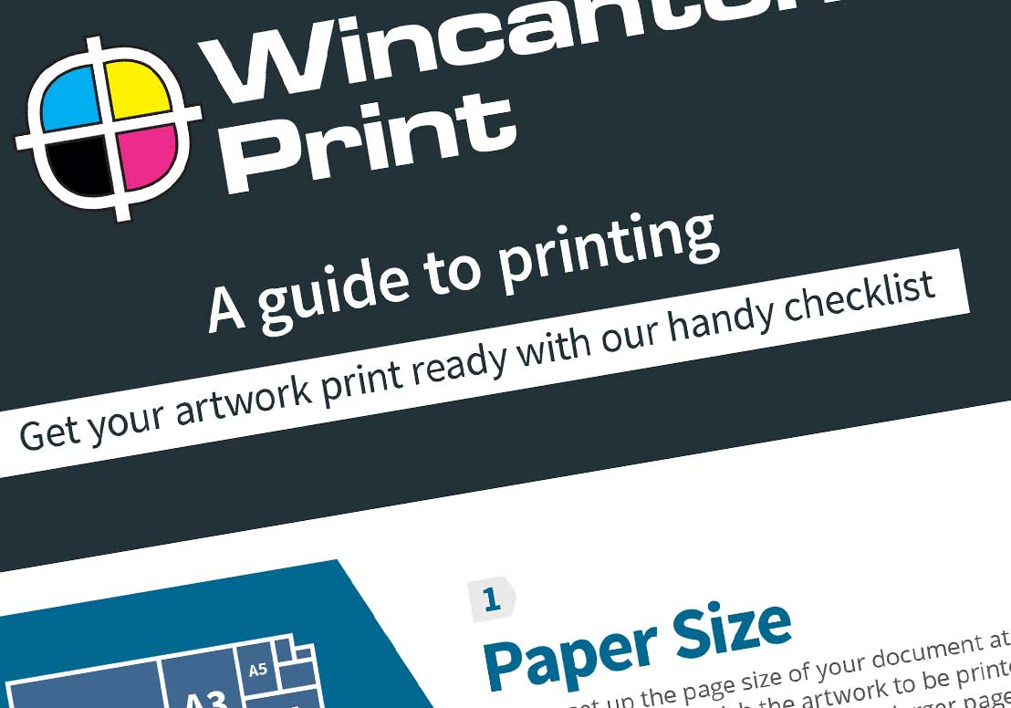 Download print guidelines for Wincanton print