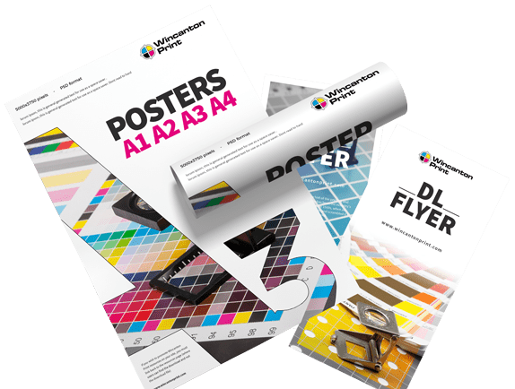 Print, Leaflets, Flyers printed quickly in Somerset