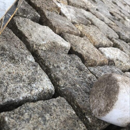 Granite Setts By Marc Purdy Paving